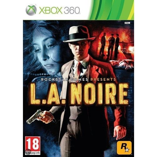 Xbox 360 L.A. Noire - Limited Edition (incl. 'The Naked City')