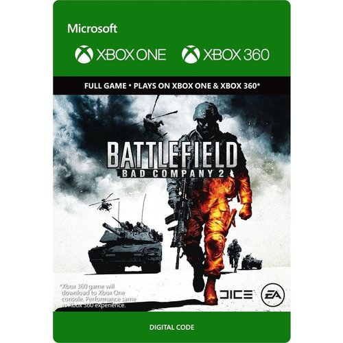 Xbox 360 Battlefield: Bad Company 2 - Xbox 360 / Xbox One