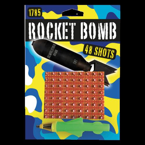 weco Rocket bomb