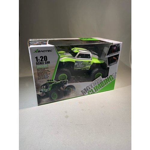 off-road driving model
