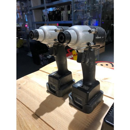 panasonic Panasonic slagschroefmachine set 10,8V
