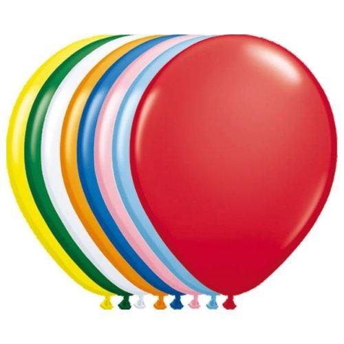 Folat Ballonnen set meerkleurig 30cm - 10 stuks
