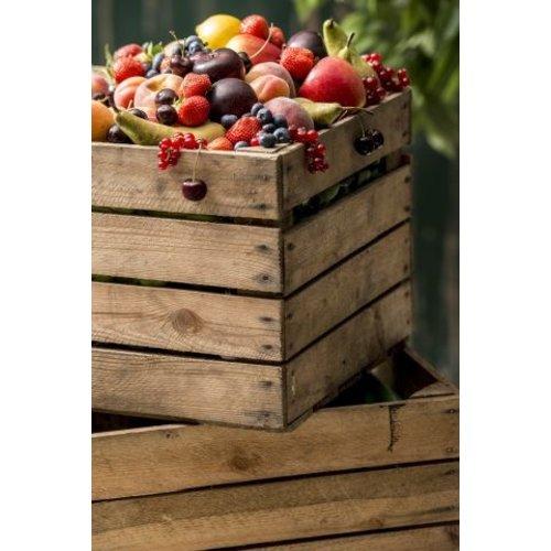deco Authentieke fruitkist - zonder opdruk