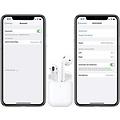 Hoco HOCO ES32 Plus - Volledig Draadloze Oordopjes - Met Oplaadcase en Zwart Siliconen Beschermhoesje - Geschikt voor alle Bluetooth Smartphones zoals Apple iPhone en Android - Mat Zwart