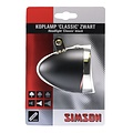 Simson Koplamp Classic Zwart