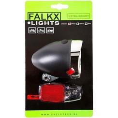 Falkx LED verlichting set .
