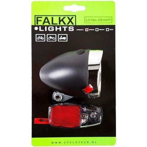 Falkx Falkx LED verlichting set .