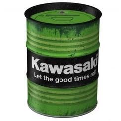 Kawasaki olieblik tinnen spaarblik