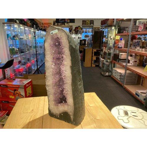 deco Amethist Geode 19.8 kg