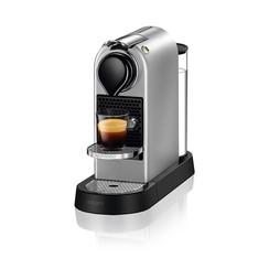 Nespresso Krups koffieapparaat CitiZ XN741B (Zilver)