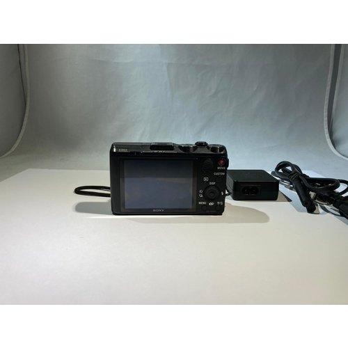 Sony Sony CyberShot DSC-HX50V Black