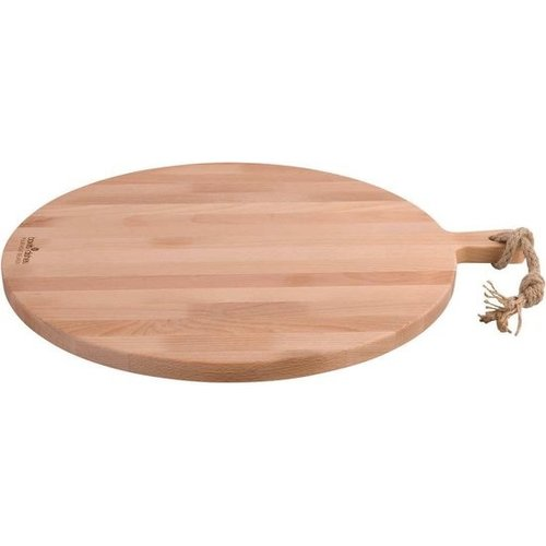 Bowls and Dishes Puur Hout   Beuken Borrelplank rond Ø 45 x 2 cm