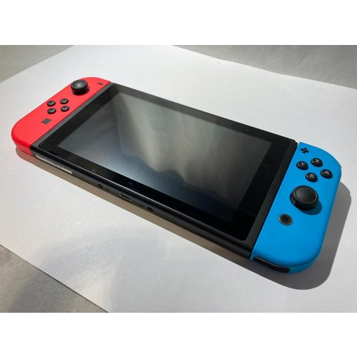 Nintendo Nintendo Switch rood/blauw