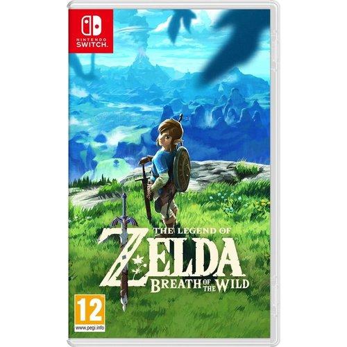 Nintendo Switch The Legend of Zelda - Breath of the Wild - losse cassette
