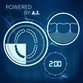 oral b Oral-B Genius X 20000 - Luxe Edition Antracietgrijs - Elektrische Tandenborstel - 1 Handvat en 4 Opzetborstels