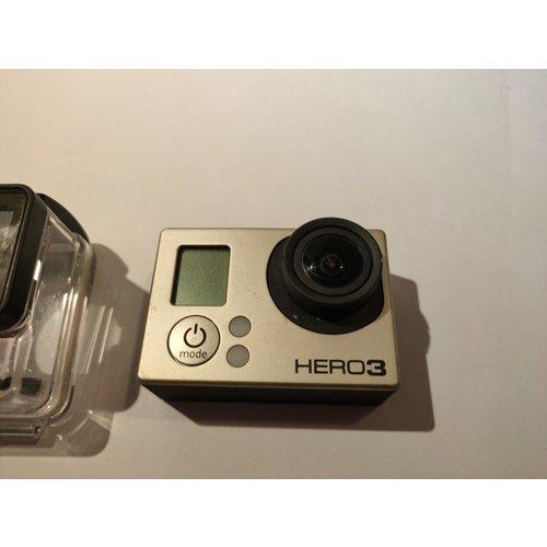GoPro GoPro Hero 3 - met Waterdichte behuizing