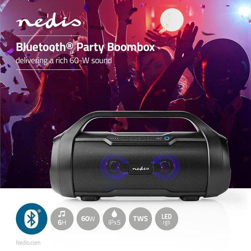 nedis Party Boombox