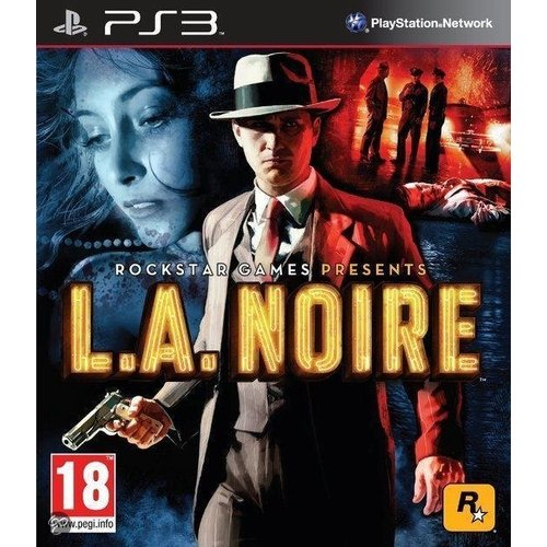 PS3 L.A Noire