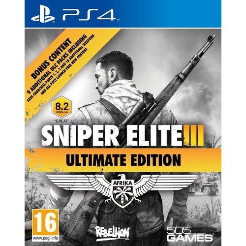 playstation Sniper Elite III Ultimate Edition