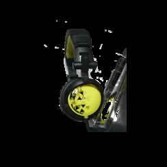 Griffin Mega Cans Koptelefoon (geel/zwart)