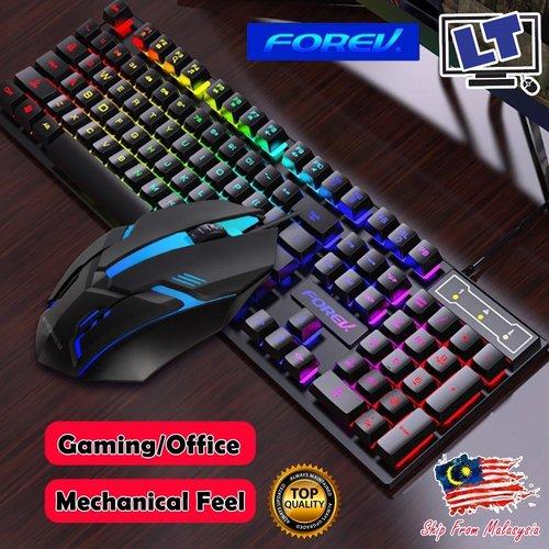 Forev Forev FV-Q305S Gaming Keyboard en Muis