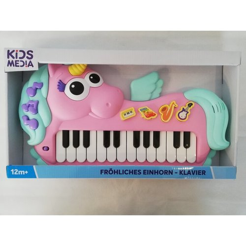 kids media Happy unicorn Piano