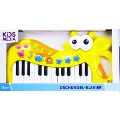 Muziekale jungle piano