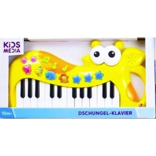 kids media Muziekale jungle piano