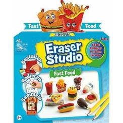Beluga Eraser Studio Fast Food 23x29cm