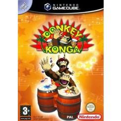 Donkey Konga - Nintendo GameCube1