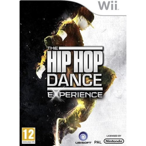 wii Hip Hop Dance Experience - wii