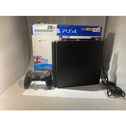 PS4 Playstation 4 slim - 500 GB - zonder game