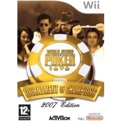 Wii World Series of Poker
