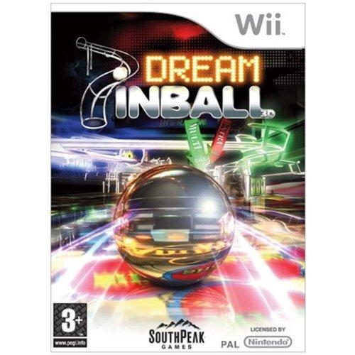 wii dream Pinball wii