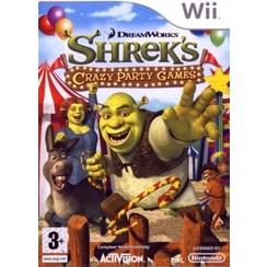 Shreks Crazy Party Games