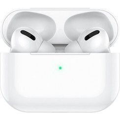 Hoco White AirPods Pro + Wireless Charging Case