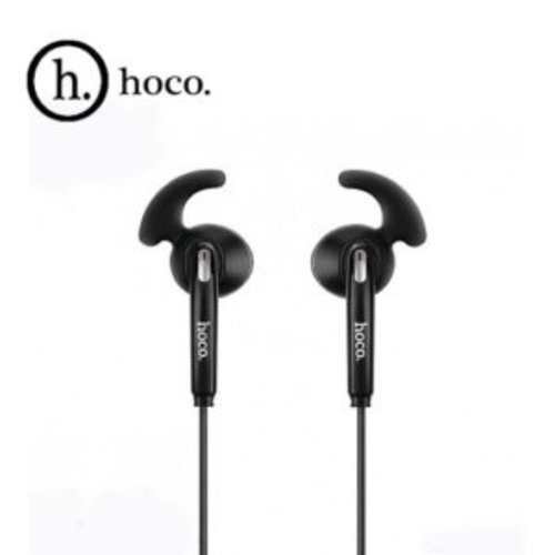 Hoco Hoco In Ear Sport Oordopjes Zwart - m6