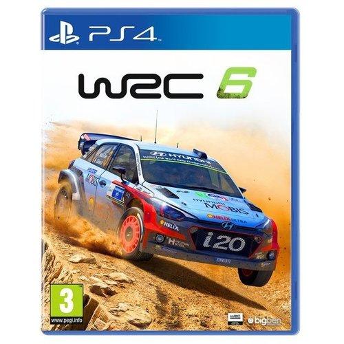 playstation PS4 WRC 6