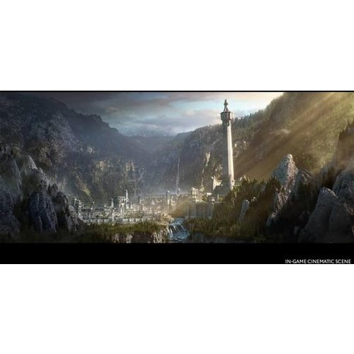 playstation Middle-Earth: Shadow Of War - PS4