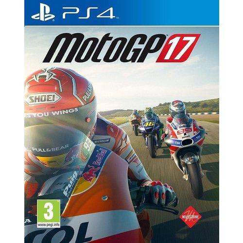 playstation PS4 MotoGP 17