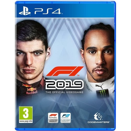 playstation Formule 1 2019 The Official Game