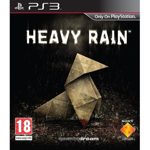 playstation Heavy Rain
