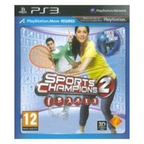 playstation Sports Champion 2