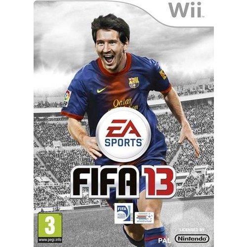 wii FIFA13 Wii