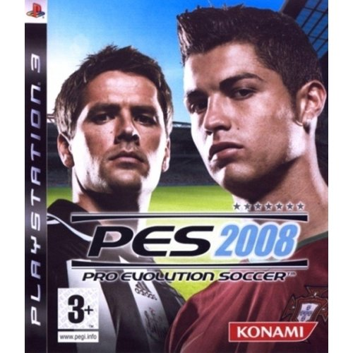 playstation Pro Evolution Soccer 2008