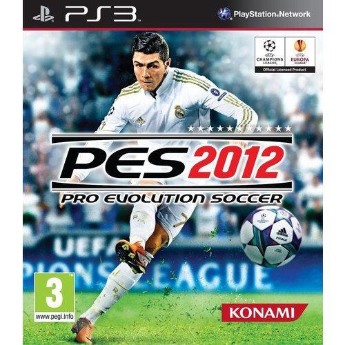 playstation Pro Evolution Soccer 2012