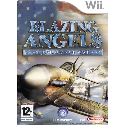 wii Blazing Angels - Squadrons Of WWII