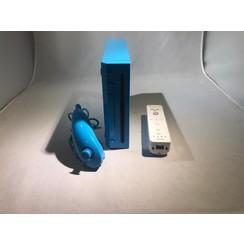 Wii console - blauw