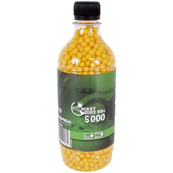 Combatzone BBs 5000 geel
