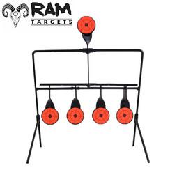RAM SPINNER TARGET 5 PLATES